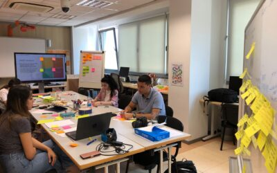 A 2-day sprint for Cyprus University of Technology